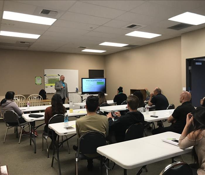 SERVPRO Training Course