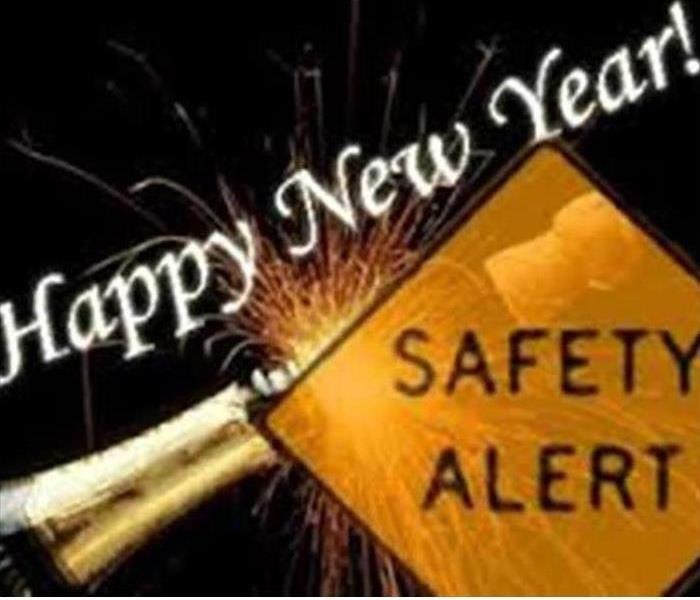 Fire Damage New Years SAFETY Tips