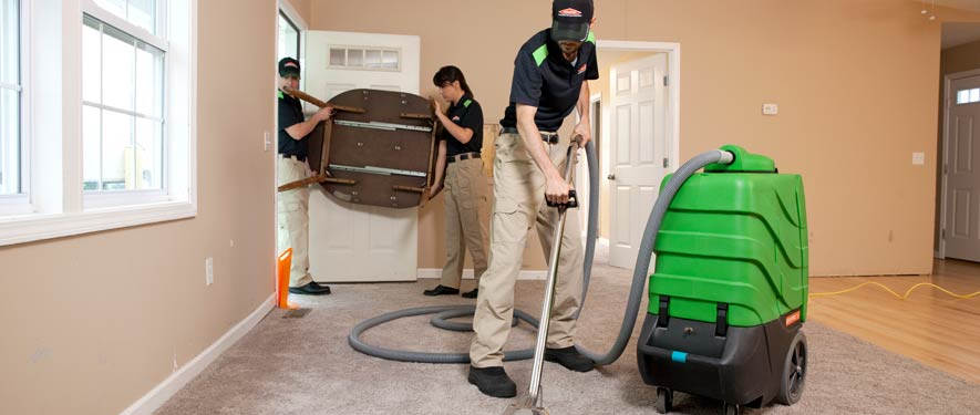 Arcadia, CA residential restoration cleaning